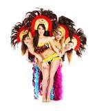 Sexy samba Stock Images