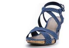 Sexy sandal Stock Image