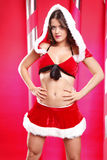 Sexy Santa Royalty Free Stock Photo