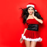 Sexy Santa Royalty Free Stock Image