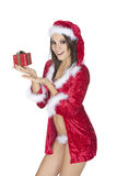 Sexy Santa Royalty Free Stock Image