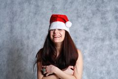 Sexy Santa Royalty Free Stock Photos
