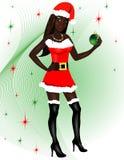 Sexy Santa Stock Images