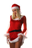 Sexy santa claus woman Royalty Free Stock Photography