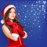 Sexy santa Royalty Free Stock Photography
