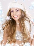 santa helper Royalty Free Stock Image