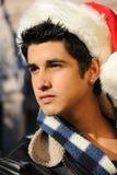 Sexy Santa Hunk Stock Images