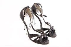 Sexy schoenen Royalty-vrije Stock Foto's