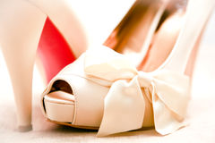Sexy Schoenen stock foto's