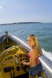 Sexy at Sea Stock Image