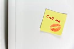 Sexy, seductive offer Stock Photos