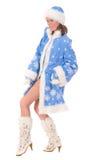 Snow Maiden Royalty Free Stock Photos
