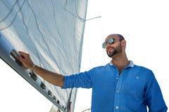 sports man Royalty Free Stock Photo