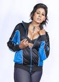 Sexy srilankan model Stock Photo