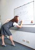 Sexy student Stock Images
