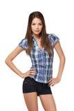 student portrait Stock Photo