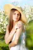 Sexy summer girl Stock Photos