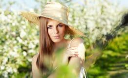 Sexy summer girl Royalty Free Stock Photos