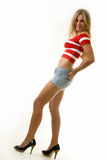 summer outfit Royalty Free Stock Image