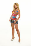 summer outfit Royalty Free Stock Photo