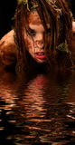 Sexy Swamp Creature Stock Photography