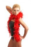 Sexy underwear model Royalty Free Stock Photo