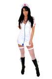 Sexy Verpleegster 2 van de Fantasie Royalty-vrije Stock Foto