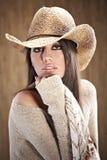 Sexy vrouw Royalty-vrije Stock Foto's