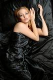 Sexy vrouw Stock Afbeelding