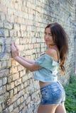 Sexy wall Stock Photos