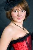 The sexy woman Royalty Free Stock Photos