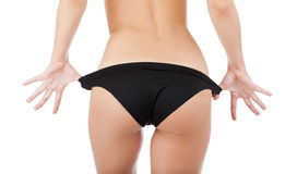 Sexy woman ass Royalty Free Stock Images