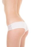 Sexy woman ass in lingerie Stock Photography