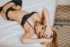 Sexy woman Royalty Free Stock Images