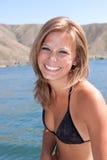 Sexy woman in bikini Royalty Free Stock Photo