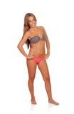 Sexy woman with bikini Stock Image