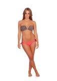 Sexy woman with bikini Royalty Free Stock Photo