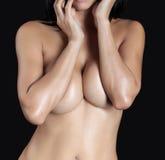 Sexy woman body Stock Image