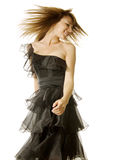 woman dancing Royalty Free Stock Photos