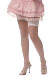 Sexy woman legs Royalty Free Stock Photos