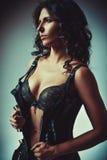 Sexy woman portrait Royalty Free Stock Photos
