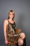 woman posing Stock Photography
