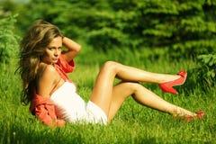 Sexy women Stock Image