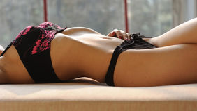 Sexy women body Stock Photos