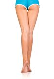 Sexy Women Legs. Image of Smooth and beautiful female legs Royalty Free Stock Photo