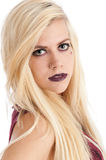 young blonde female Royalty Free Stock Images