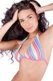 young woman in bikini Royalty Free Stock Photo