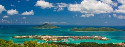 Seychellen Stockfoto