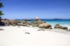 seychellen stockbild