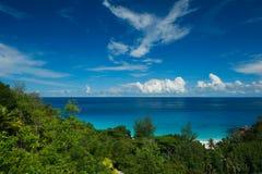 Seychellen-Archipel Lizenzfreie Stockfotos